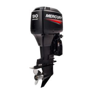 Лодочный мотор Mercury 90ELPTO (2-тактный)