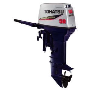 Лодочный мотор Tohatsu M 50 EverRun (2-тактный)