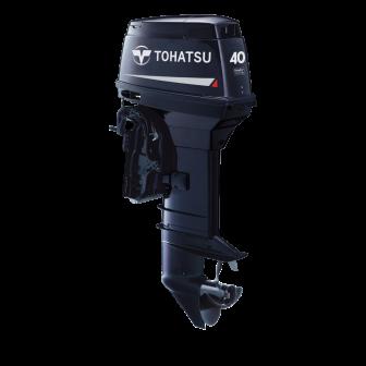 Лодочный мотор Tohatsu M 40D2 (2-тактный)