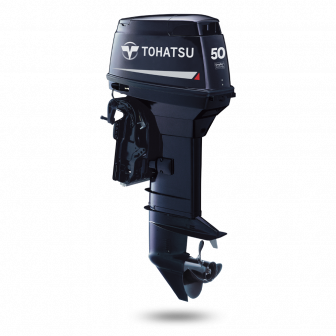 Лодочный мотор Tohatsu M 50D2 (2-тактный)