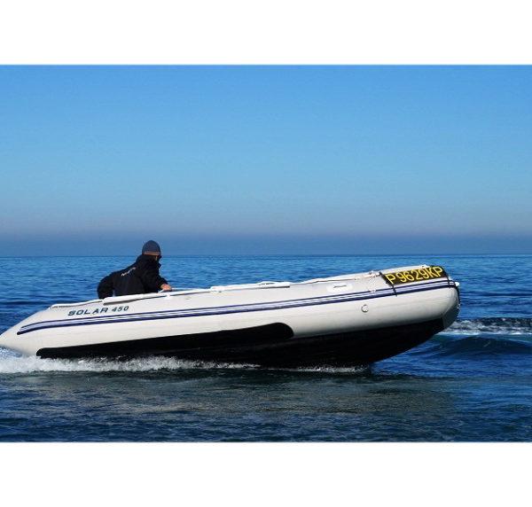 лодка солара плотность пвх