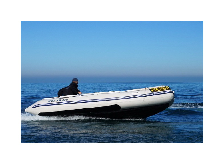 надувные лодки 450 солара