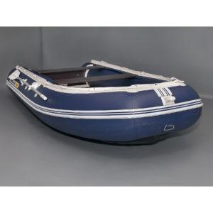 Надувная лодка Solar 380 Jet тоннель водометная
