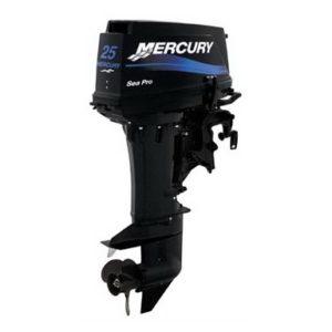Лодочный мотор Mercury SeaPro 25M