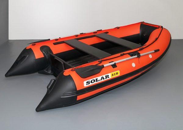 Надувная лодка Solar 310 Максима килевая