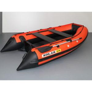 Лодки SOLAR килевые