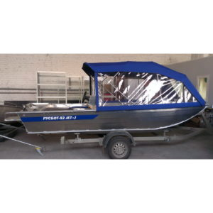 Моторная лодка РУСБОТ 52JET J