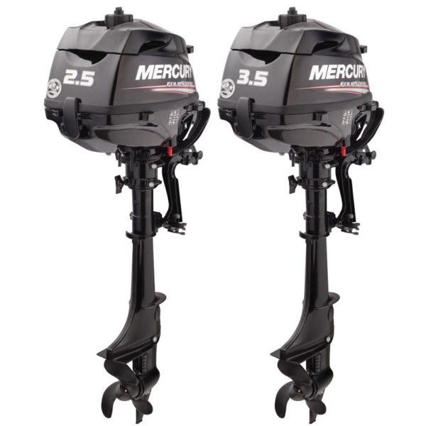 лодочный мотор mercury me f 3.5 m увеличить мощность