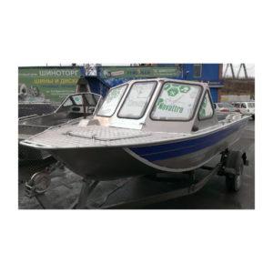Моторная лодка РУСБОТ 43JET