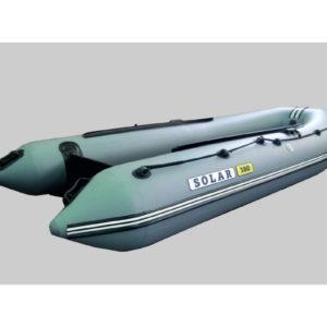 Надувная лодка Solar 380 Оптима килевая