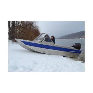 Моторная лодка РУСБОТ 47JET
