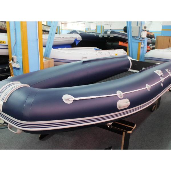 Надувная лодка Solar 470 Jet тоннель водометная