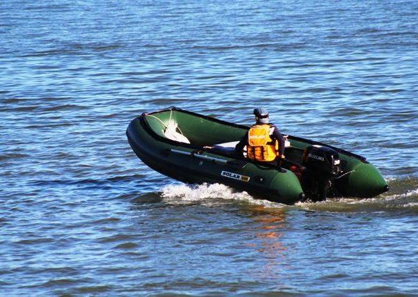 Надувная лодка Solar 450 Максима килевая
