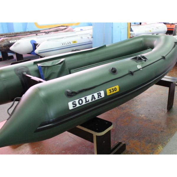 купить лодку солар-350