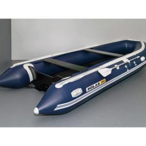 Надувная лодка Solar 500 Jet тоннель водометная