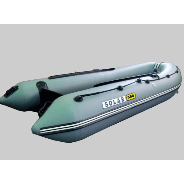 Надувная лодка Solar 350 Оптима килевая