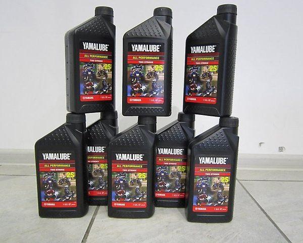 Масло Yamalube 2S 1л.