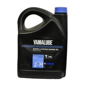 Масло Yamalube 2M TCW3 5л.