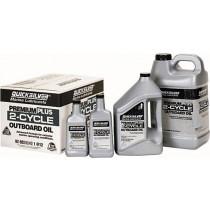 Моторное масло Quicksilver двухтактное