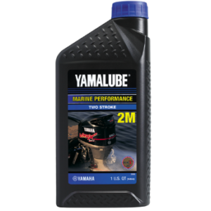 Масло Yamalube 2M Perfomance 1л.