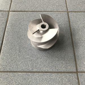 Импеллер аллюминиевый малая серия