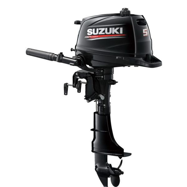 Лодочный мотор Suzuki DF5AS (4-тактный)