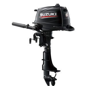 Лодочный мотор Suzuki DF6AS (4-тактный)