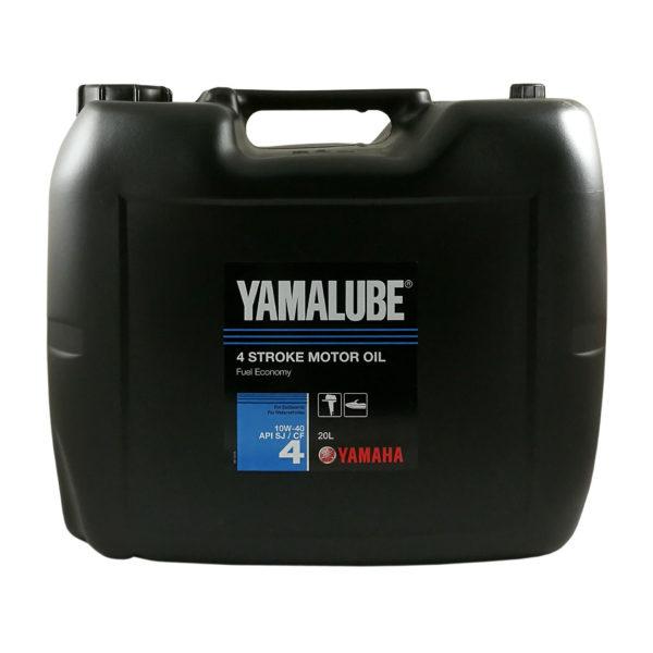 Масло Yamalube 4S 10W40 20л.