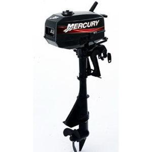Лодочный мотор Mercury 3.3M (2-тактный)