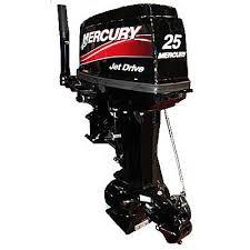 Лодочный мотор Mercury Jet 25MLH