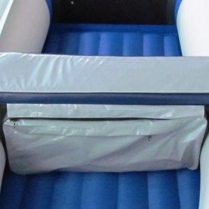 Накладка-сумка на сидения SOLAR 350, 380, 450, 555