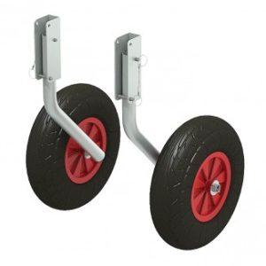 Комплект колес транцевых для НЛ усиленные 330