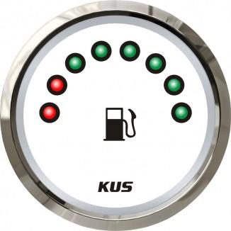 Указатель уровня топлива 8 светодиодов (WS)