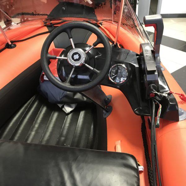 Установка дистанционного оборудования на катера и лодки