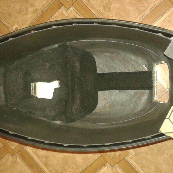 Шумоизоляция лодочного мотора (колпака)