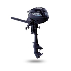 Лодочный мотор Tohatsu MFS2.5
