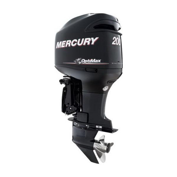 Лодочный мотор Mercury 200 L OptiMax