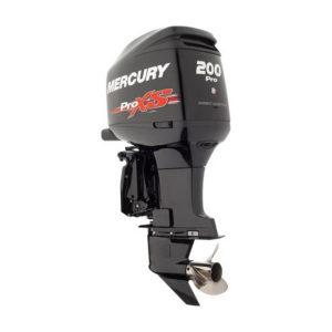 Лодочные моторы Mercury OPTIMAX & PRO XS