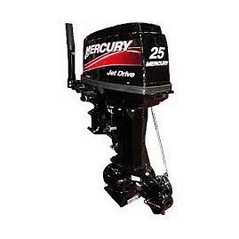 Лодочные моторы Mercury JetDrive