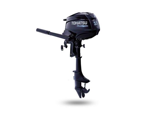 Лодочный мотор Tohatsu MFS3.5