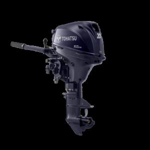 Лодочный мотор Tohatsu MFS20 E