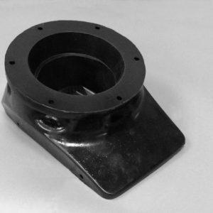 Водозаборник резиновый мини серия (заменяет деталь WI15)