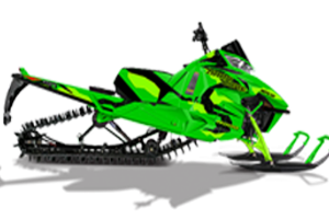 Arctic Cat M8000 153 HARDCORE MC