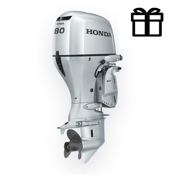 Лодочный мотор Honda BF80AK1 LRTU