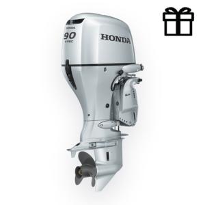 Лодочный мотор Honda BF90DK5 LRTR