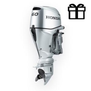 Лодочный мотор Honda BF60AK1 LRTU
