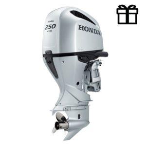 Лодочный мотор Honda BF250D XCDU (DBW)