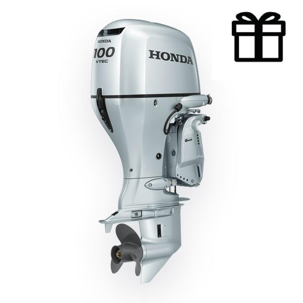 Лодочный мотор Honda BF100AK1 LRTU